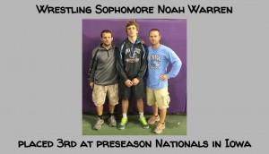 Wrestling Warren Nationals 2015