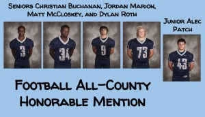 Football All County HM 2015