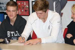 Joey Brunk Signs with Butler BB 015