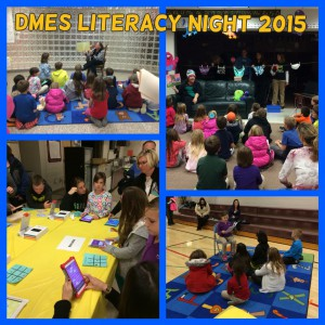 Literacy Night 2
