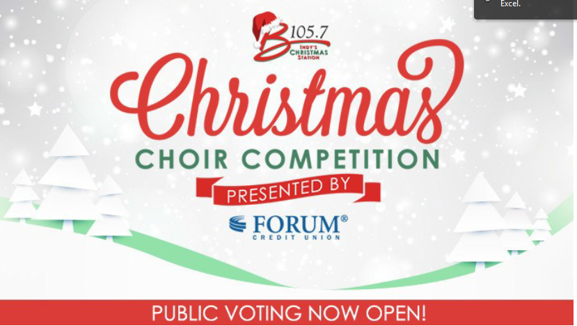 RPE Christmas Choir Voting 1