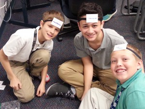 Vocabulary Headbands