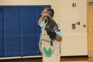 WV update - SES Silly Safari - SHS Pep rally 11-24-15 022