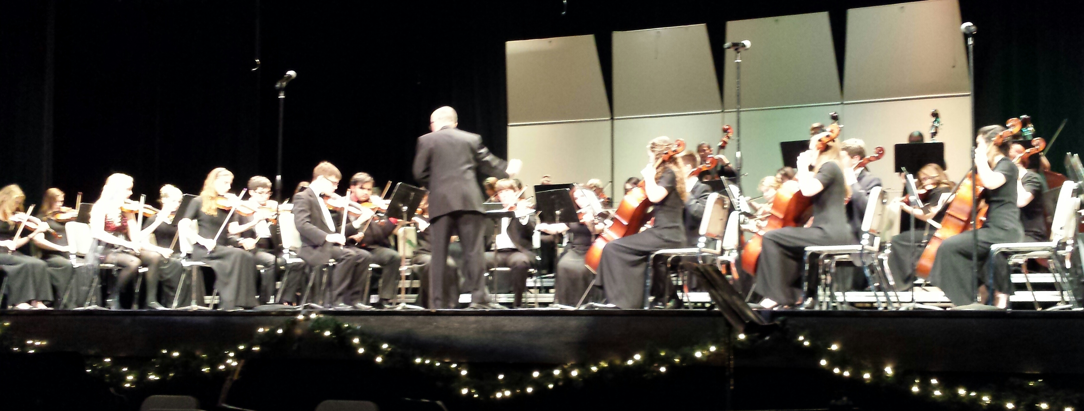 Pmhs Holiday Concerts Perry Township