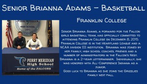 College GBB Adams