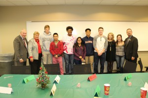 SHS Student Luncheon 12-3-15 - Whitehouse sends packet to PM 006