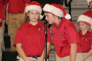 Spotlight Singers perform at PTEC 006