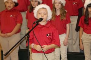 Spotlight Singers perform at PTEC 007