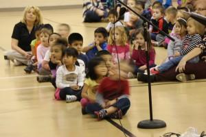 Spotlight Singers perform at PTEC 010