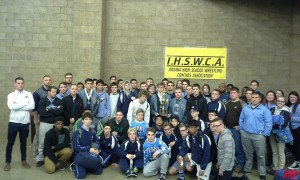 3rd place at team state