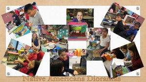 Native American Dioramas