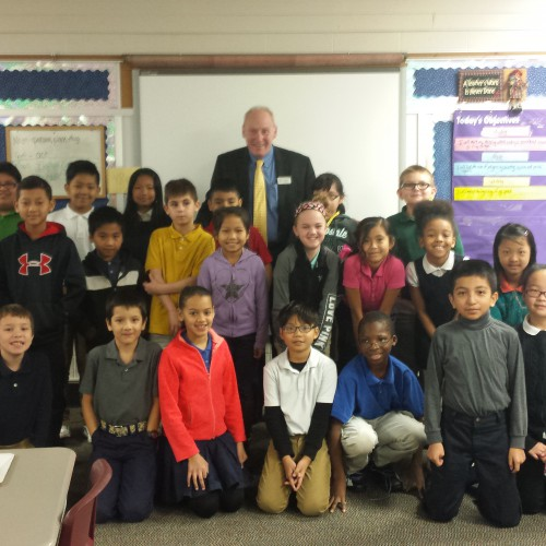 Speaking Persuasively with Dr. Little