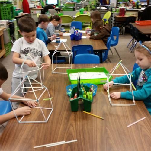 Math Helping Students Project Take Shape