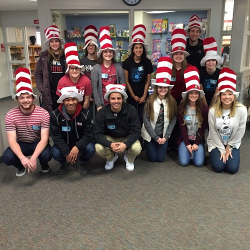 Dr. Suess UIndy