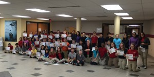 Perfect attendance up to dec 17