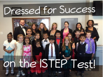 dme students istep ready 2