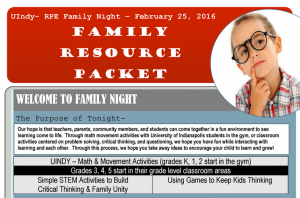 rpe family night 2016