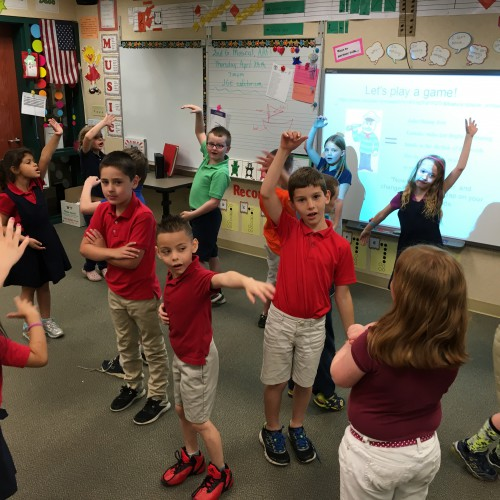 Learning Culture Through Dance