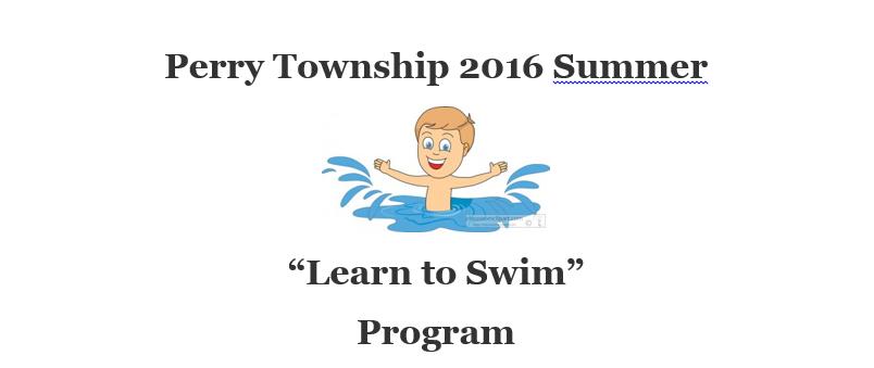 Learn to swim April 20-16