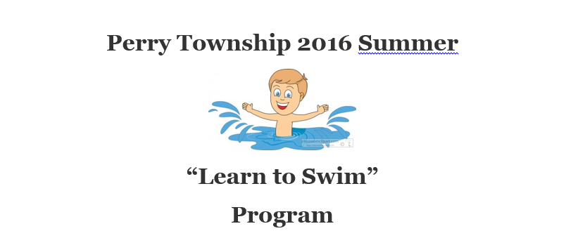 Learn to swim April 20-16
