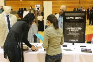 SHS Career Fair 013