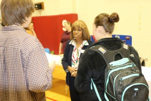 SHS Career Fair 051