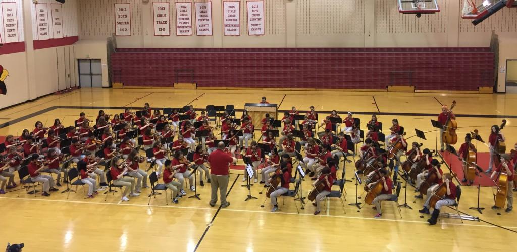 orchestra april 2016