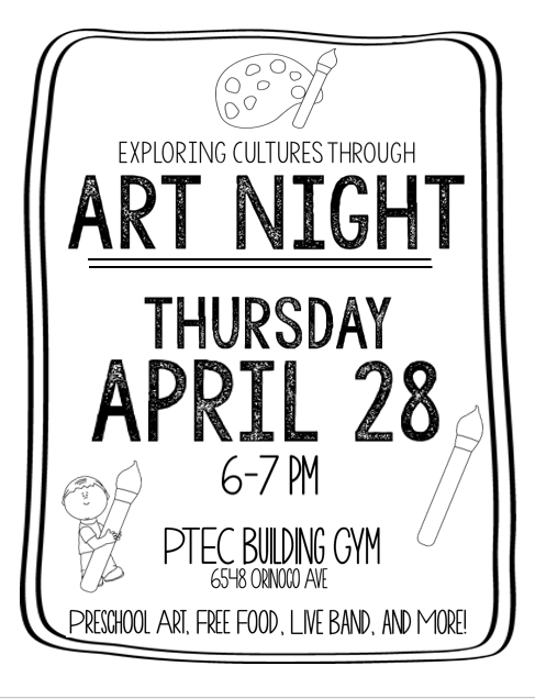 ptec art night 2016