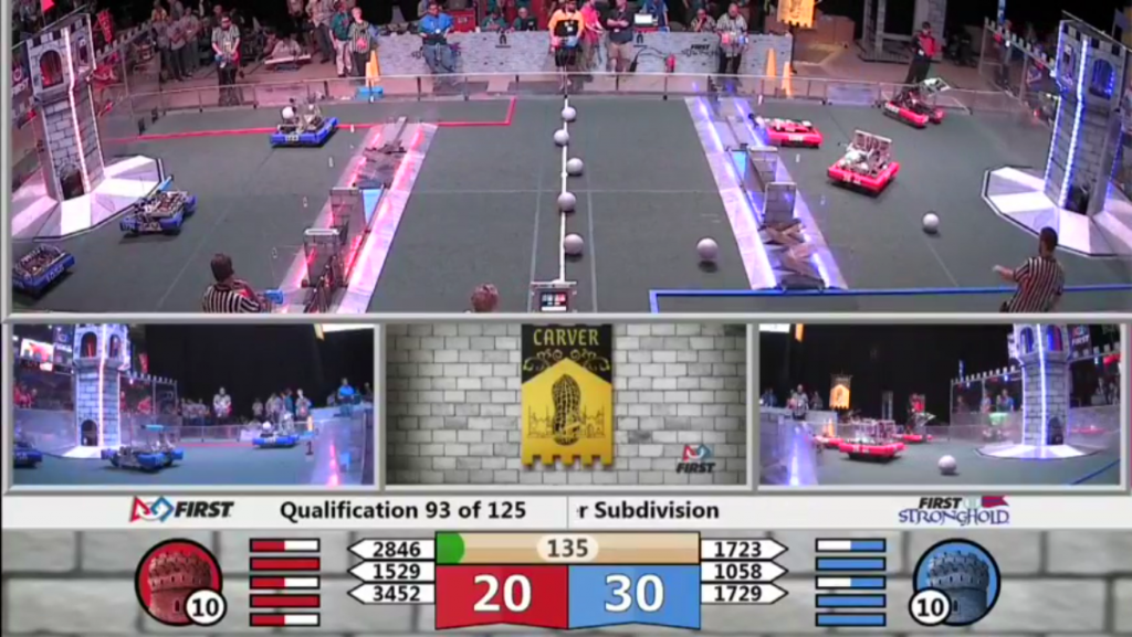 22 Qualification Match 93