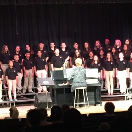 Southport Academy Spring Concerts End Year on High Note