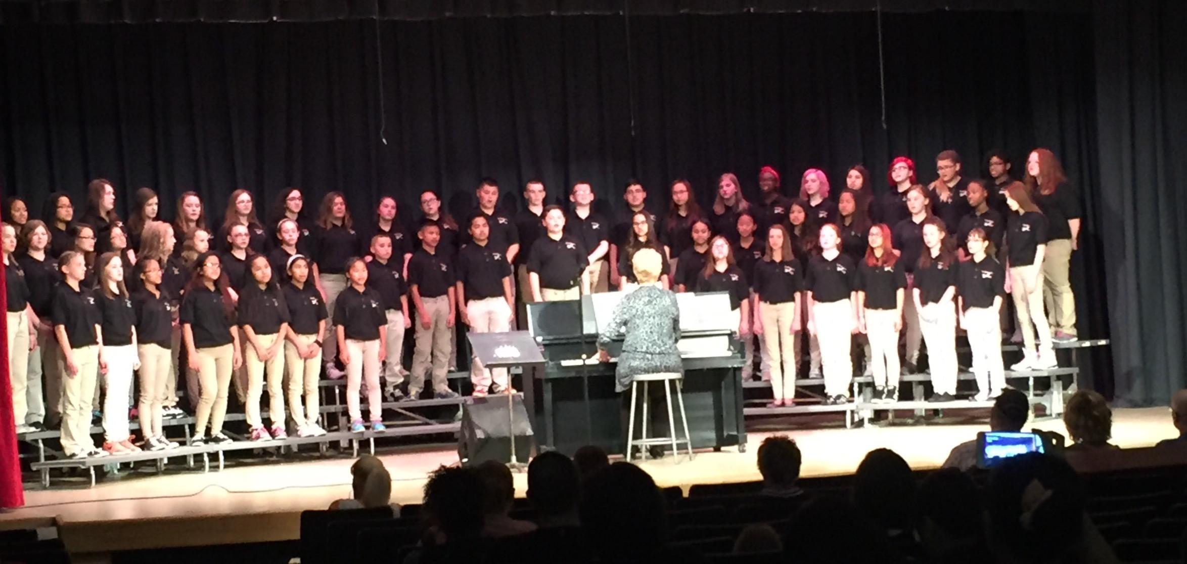 choir spring