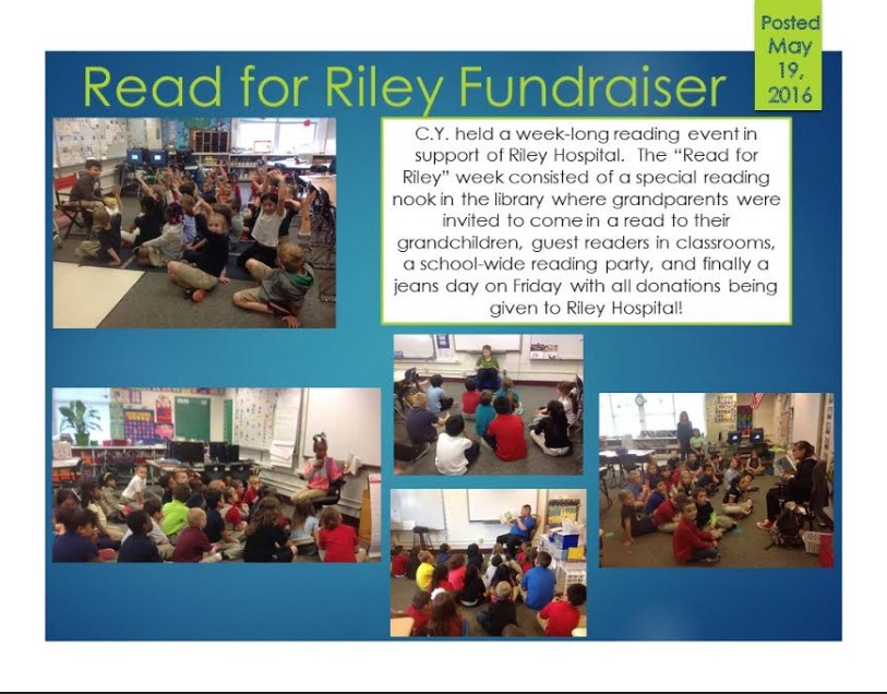 cy read for riley