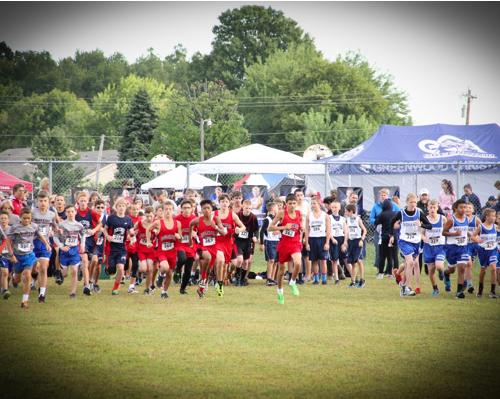2016 Summer Cross Country Race Series
