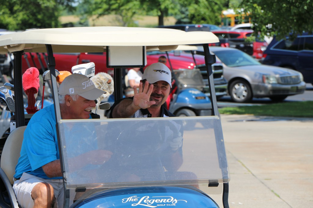 2016 PTEF Golf Outing 005