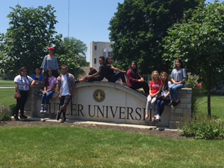 Class of 2017 Gets Jumpstart on College