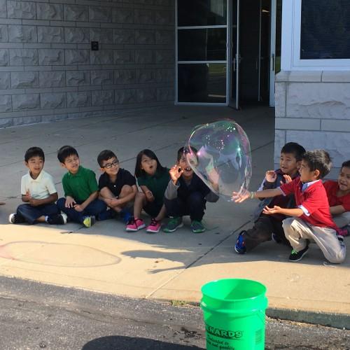 Exploring The Bubble