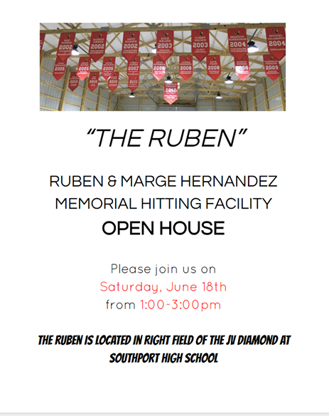 The Rueben grand opening invite