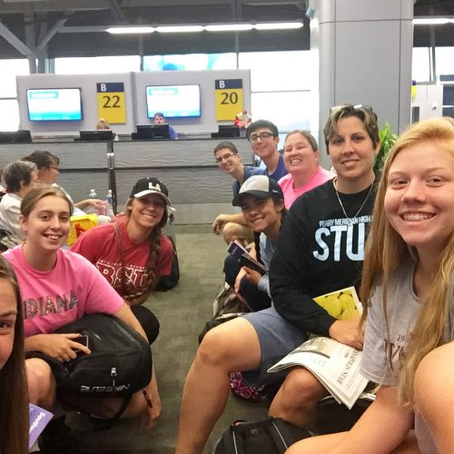 PMHS Student Voice Members Attend JRNC Conference in Orlando