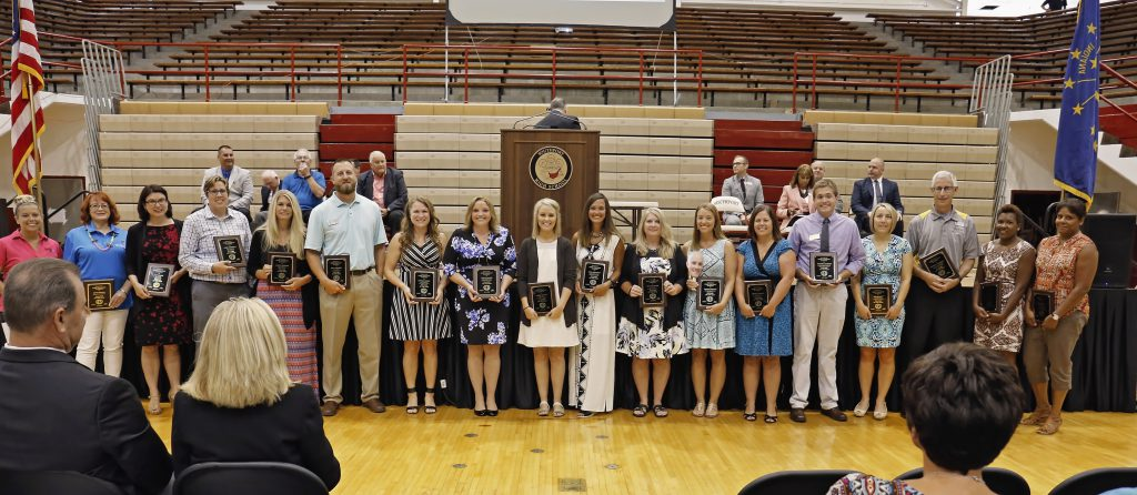 Perry Township Welcomes Teachers | Perry Township