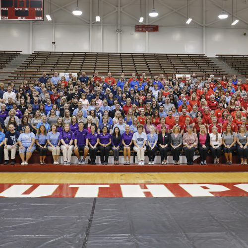 Perry Township Grads Return to Educate the Next Generation