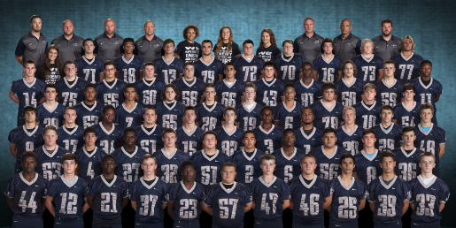 Capture PMHS football team