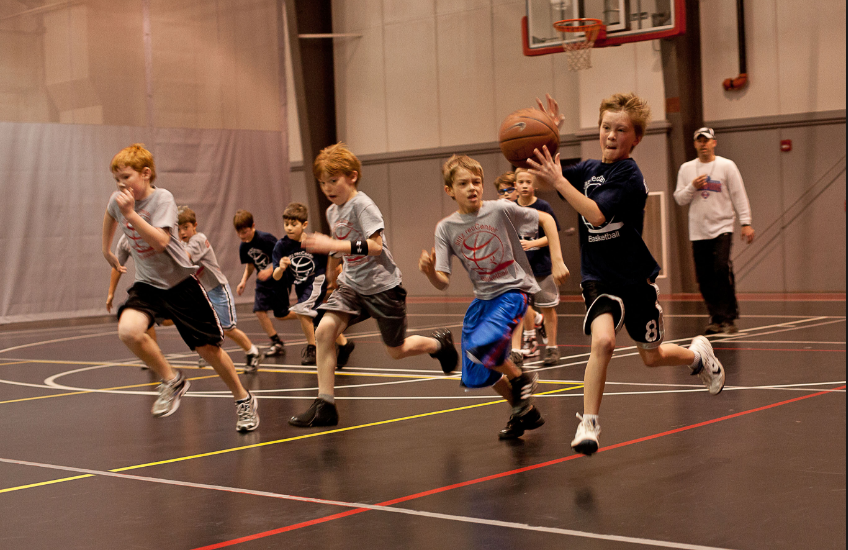 youth basketball call out