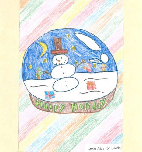 Holiday Card Winner