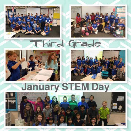 STEM Day at Rosa Parks
