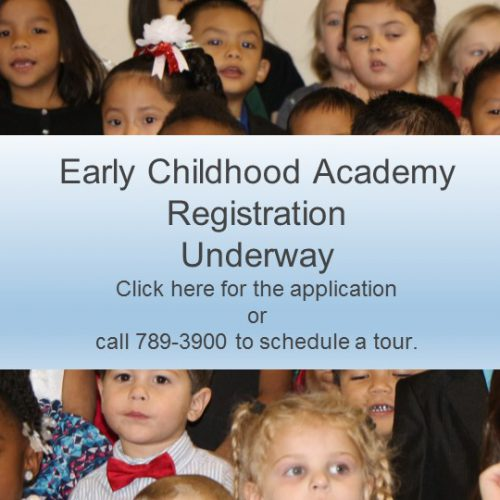 Preschool Registration Underway