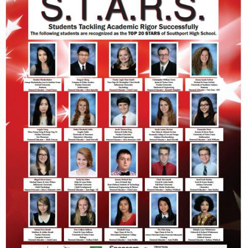 Congratulations to the SHS Stars
