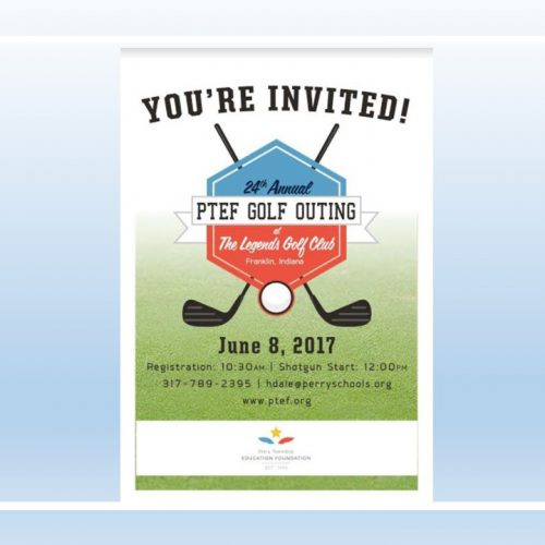 Save the Date: PTEF Golf Outing on June 8