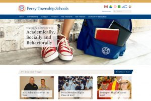 Perry Schools Website