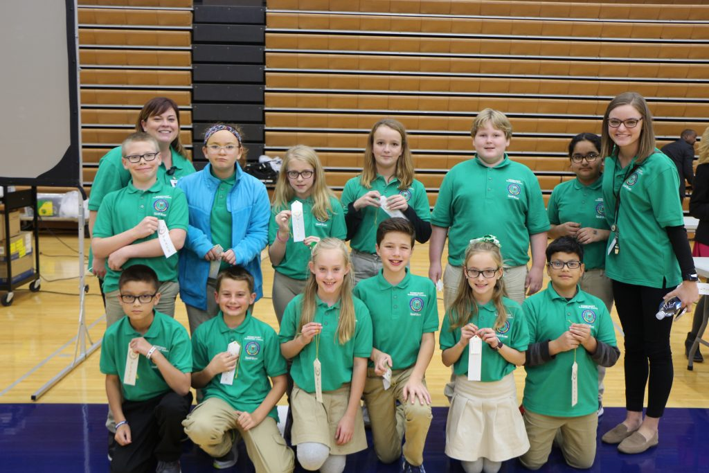 2018 District Spell Bowl | Perry Township