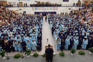 PMHS graduation photo